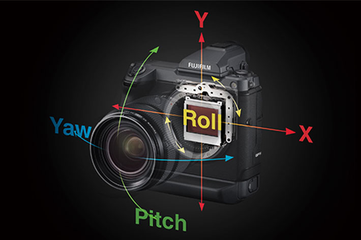 FUJIFILM GFX100: a medium format camera with 4K DCI video