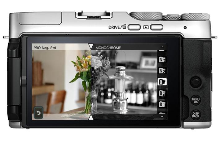 Fujifilm X-A7 mirrorless creates 4K video using data equal to 6K 3
