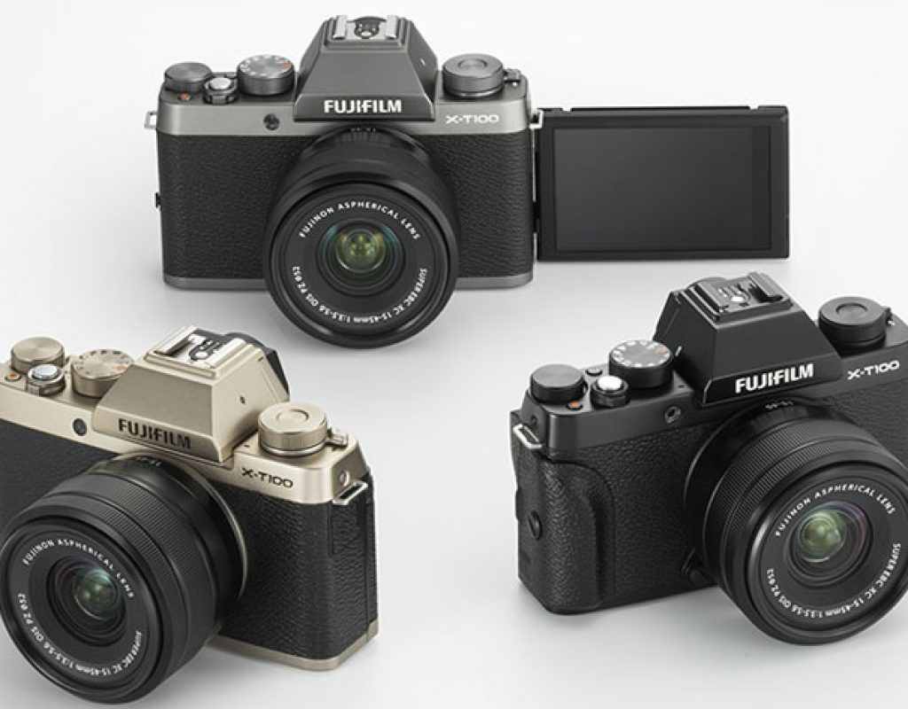Fujifilm X-T100: 4K at 15fps is for whom?