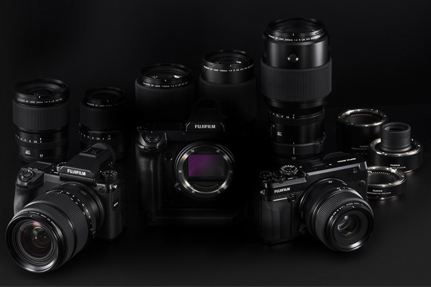 Fujifilm GFX 100 medium camera: your new 102 million pixels webcam!