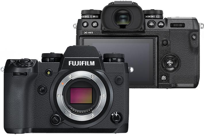 Fujifilm X-H1: a serious camera for video
