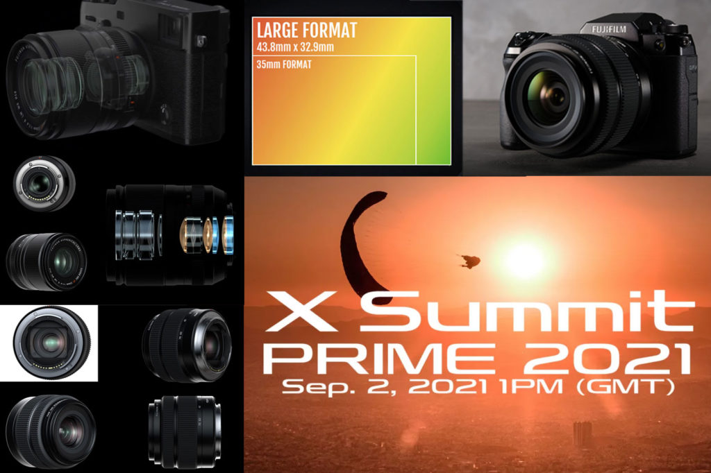 Fujifilm: new GFX50S II camera and new lenses for X and GFX systems
