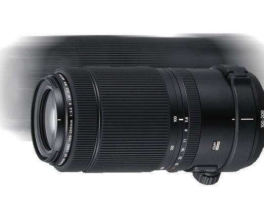 Fujinon GF100-200mmF5.6 R LM OIS WR: a telephoto zoom for the GFX series
