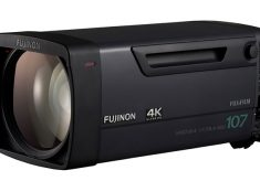 Fujinon: industry's longest, widest 4K UHD lens