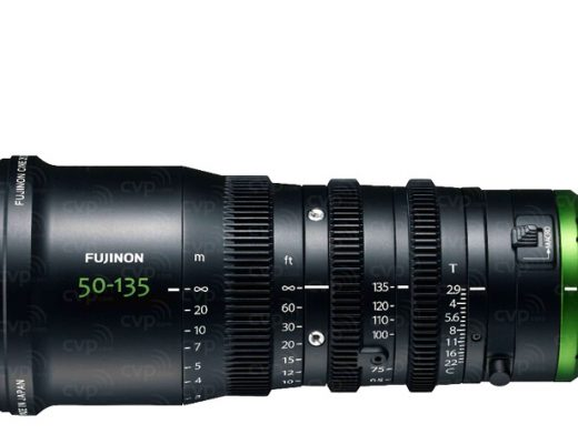 Fujifilm takes MK Cinema lenses to Cine Gear Expo