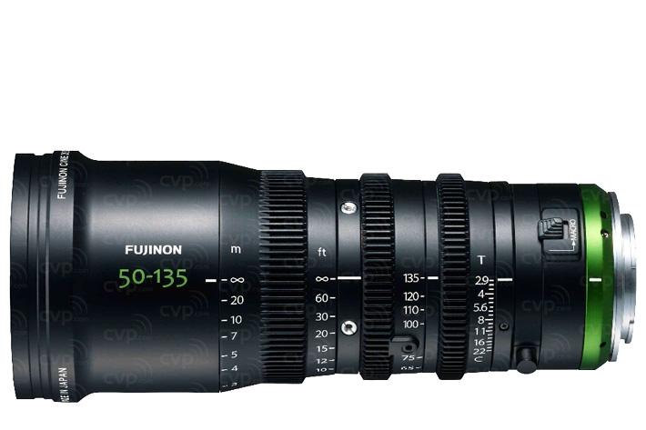 Fujifilm takes MK Cinema lenses to Cine Gear Expo