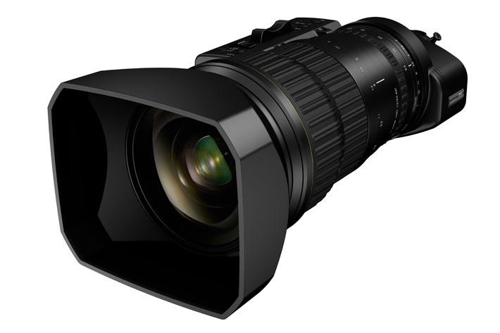 Fujinon reveals new 4K HDR lens prototypes