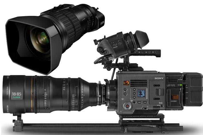 Fujinon reveals new 4K HDR lens prototypes