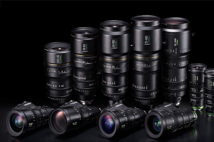 Lightweight and compact: two FUJINON Cinema lenses for the new Fujifilm X-H1 3
