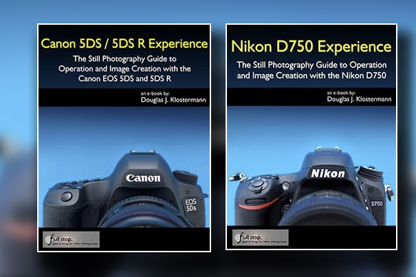 Canon and Nikon: fifth anniversary of Full Stop guides 2