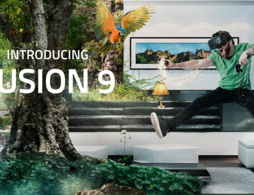 Fusion 9: new VR tools and a lower price for the Studio version
