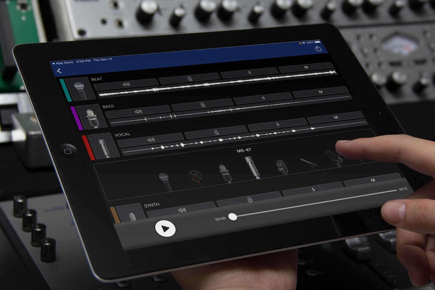 Future Moments: three audio production apps for Mac OS