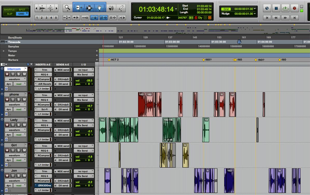 Sound Editing - 28 Weeks of Post Audio Redux 3
