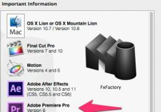 Update Alert: FX Factory moves to 4.0 and now supports Premiere Pro CS6