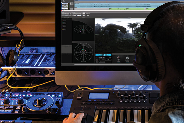 G'Audio Works, a spatial audio plug-in for VR