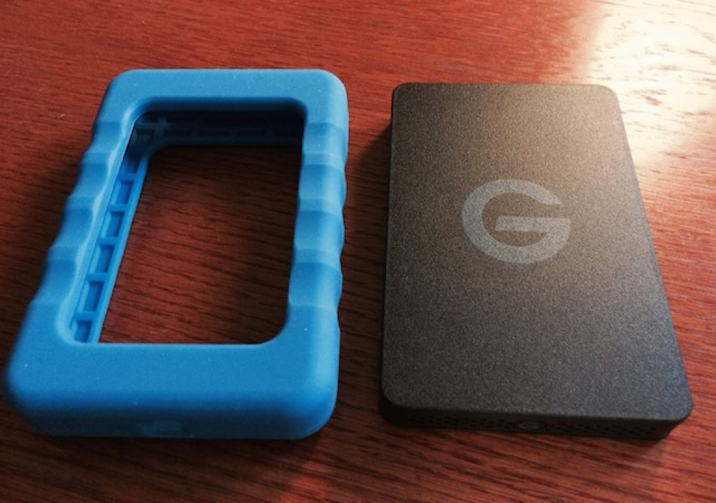 First Impressions of the new G-Technology G|DRIVE ev RaW 1