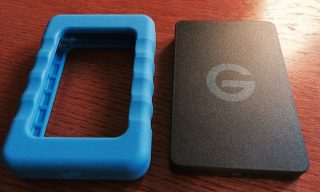 First Impressions of the new G-Technology G|DRIVE ev RaW