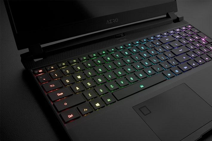 Gigabyte AERO 15 OLED, a 4K UHD laptop designed for content creators 1