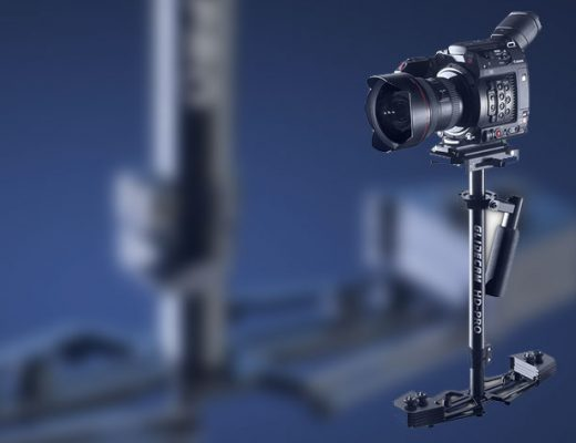 Glidecam HD-PRO: new hand-held stabilizer for professional footage