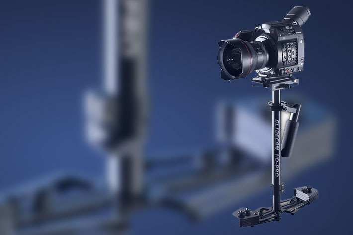 Glidecam Industries celebrates a quarter of a century with the introduction of a new product, the Glidecam HD-PRO, designed for film and video cameras weighing up to 10 lbs. (4.53 kg.).