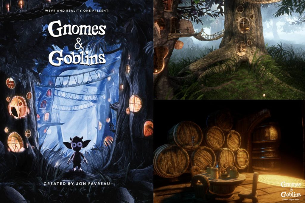 Gnomes & Goblins: Jon Favreau's new creation
