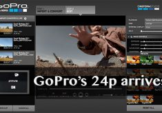 GoPro brings 24p to your Hero2 with the Protune update