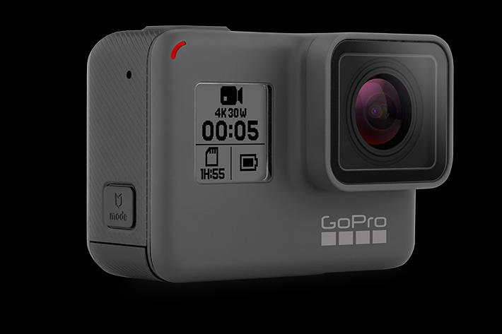 The new GoPro HERO5 listens to you