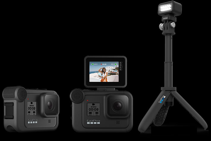 GoPro HERO8 Black and MAX: redefining what's possible with a camera