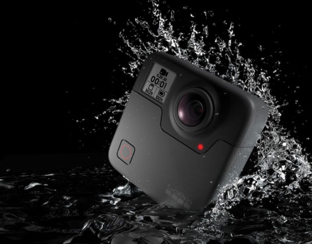 GoPro Fusion: new firmware raises resolution and supports 24fps 2