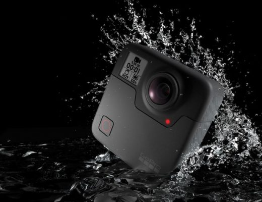 GoPro Fusion: new firmware raises resolution and supports 24fps 8