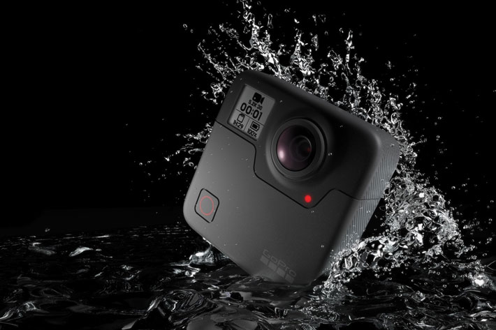 GoPro Fusion: new firmware raises resolution and supports