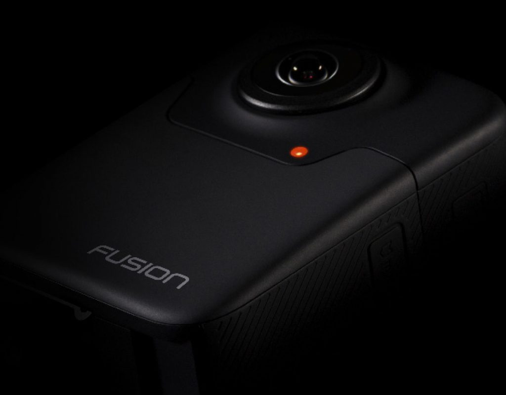 Fusion is the next GoPro