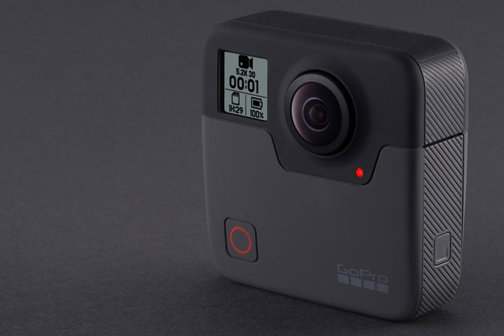 GoPro Fusion: new firmware raises resolution and supports 24fps 7