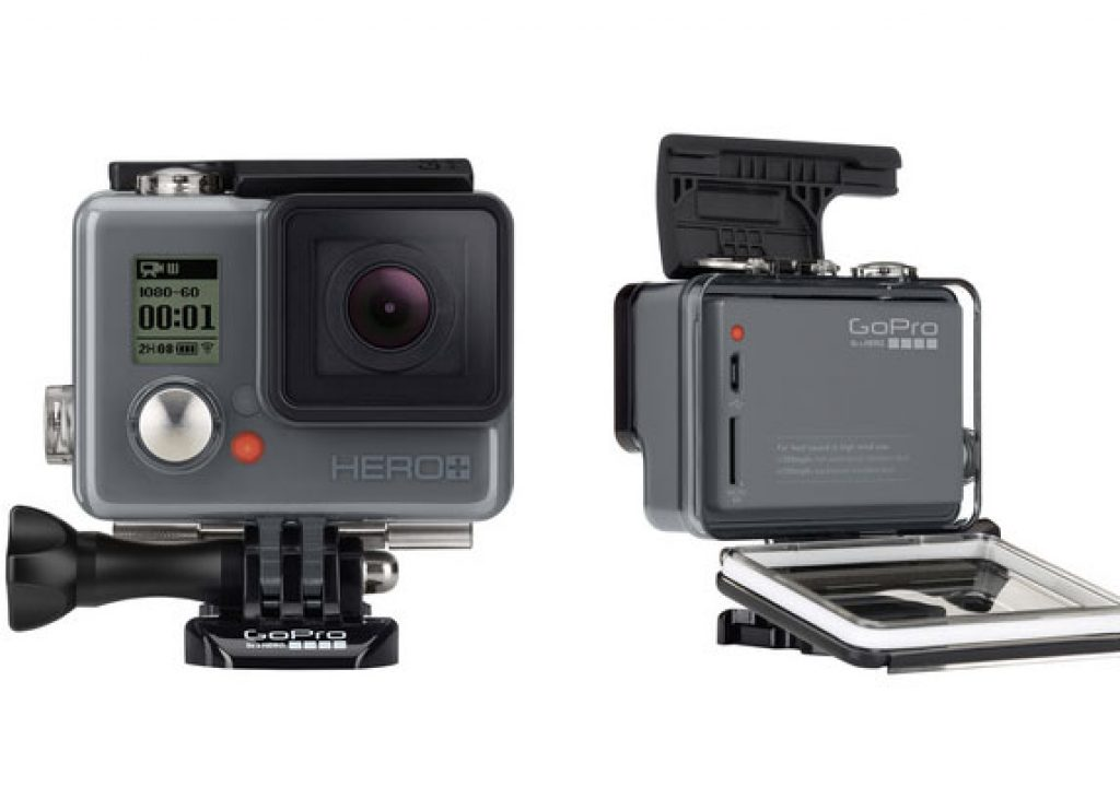 GoPro Hero+ now has Wi-Fi and Bluetooth 1