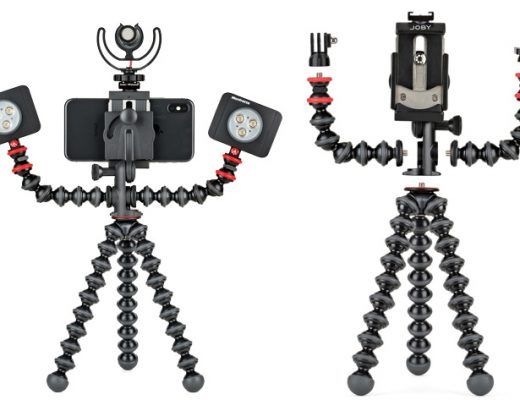 GorillaPod Mobile Rig: meet the tripod with extra arms