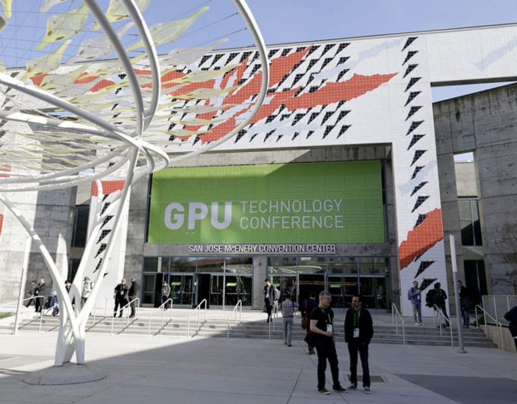 Discover the future of filmmaking at the GPU Technology Conference