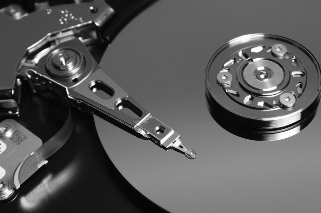 Graphene will allow for a tenfold jump in HDD capacity