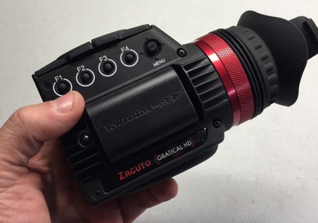 Zacuto's Gratical HD vs Alphatron's EVF-035W-3G 1