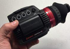 Zacuto's Gratical HD vs Alphatron's EVF-035W-3G