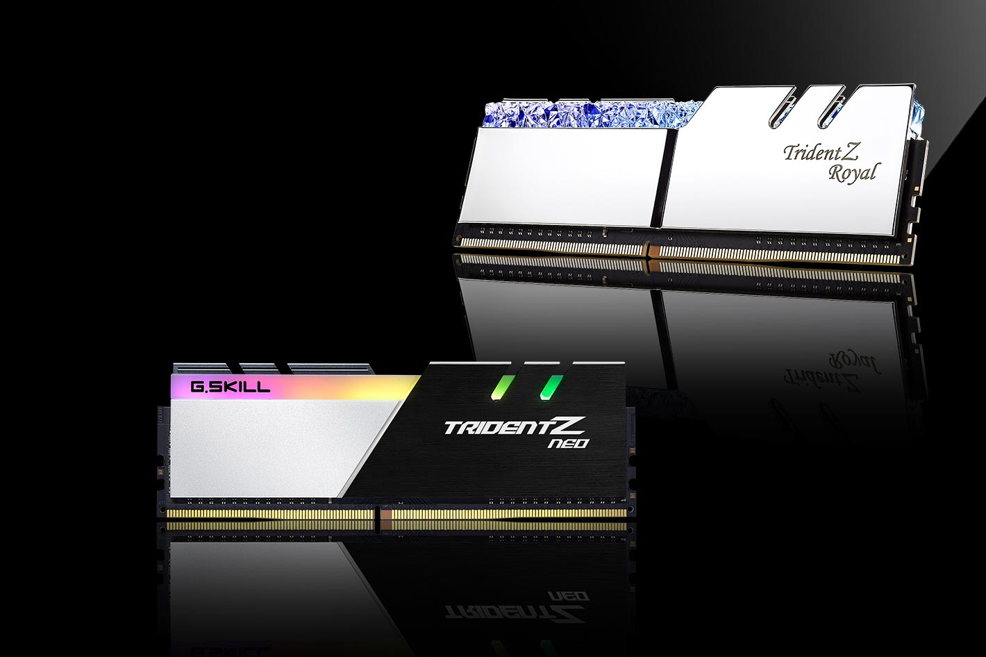 New G.SKILL DDR4-4400 CL17 memory kits for content creation computers