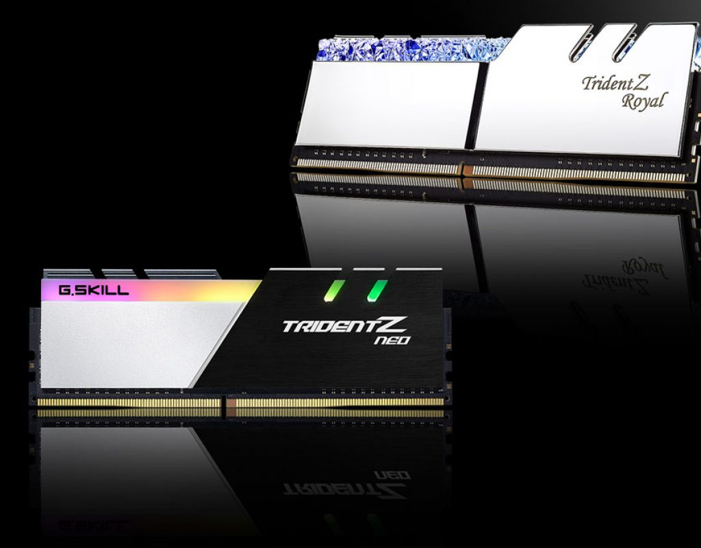G.SKILL: new DDR4 32GB module allows for memory kits up to 256GB