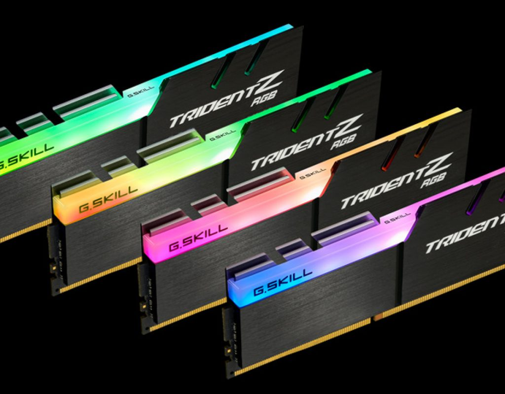 G.SKILL's new kit: 32GB DDR4 at 4266MHz!