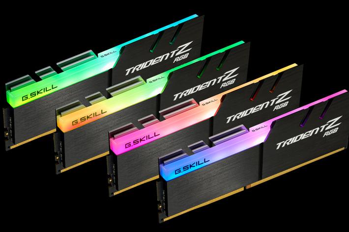 G.SKILL's new kit: 32GB DDR4 at 4266MHz!