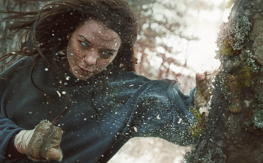 "ART OF THE CUT with the editor of Amazon's ""Hanna"" 1"