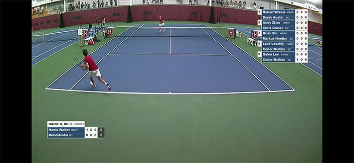 Harvard University Athletics uses AJA gear for multimedia production