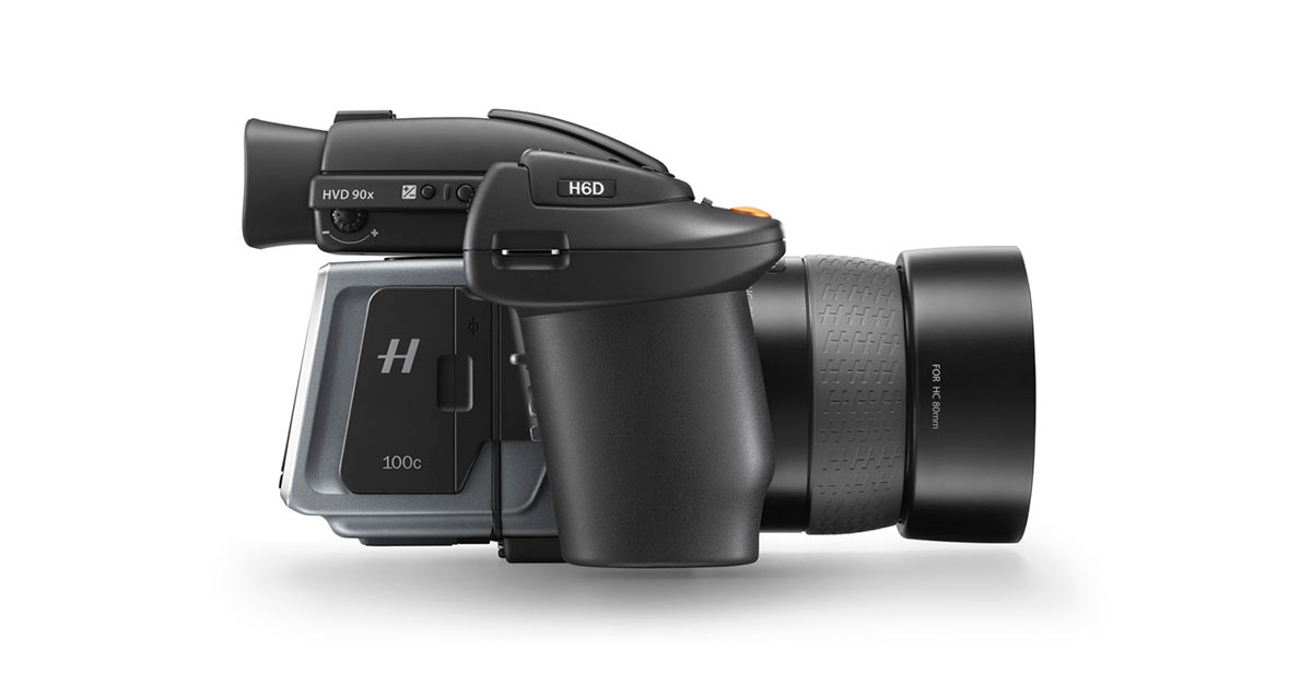 Hasselblad H6D - 4k RAW From a Medium Format Sensor 1