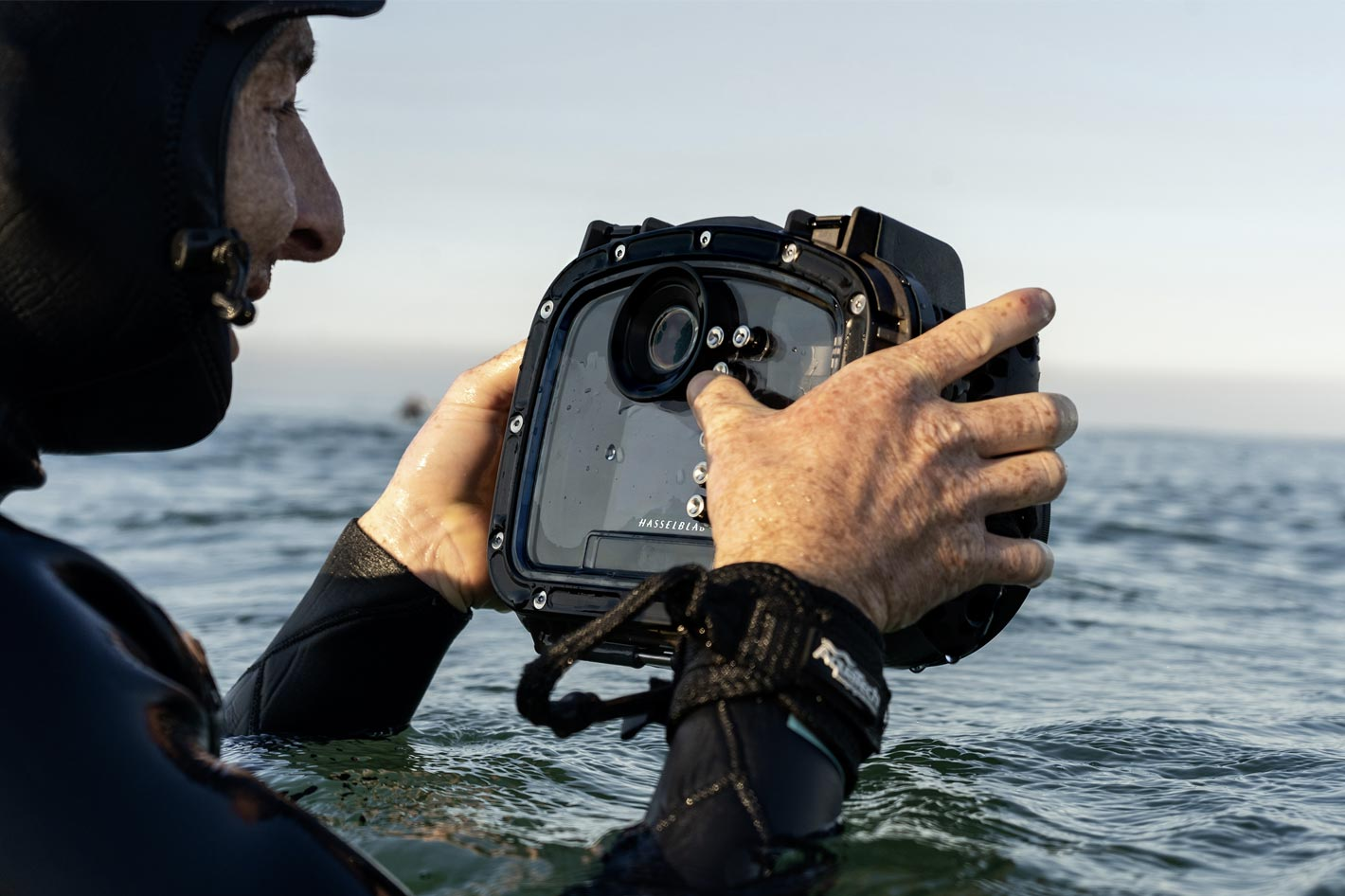 Hasselblad X1D II 50C gets an AquaTech underwater housing
