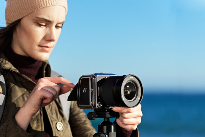 Hasselblad X1D II 50C, a camera to optimize the X System 10