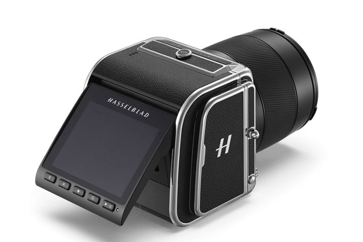 Hasselblad X1D II 50C, a camera to optimize the X System 9