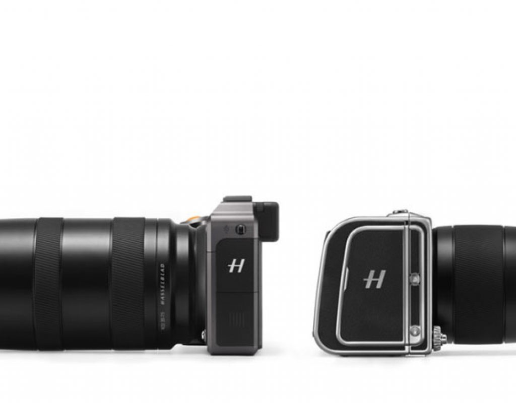 Hasselblad X1D II 50C, a camera to optimize the X System 7